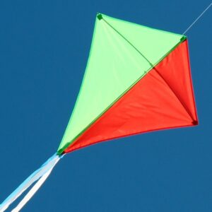 Baby Diamond kids kite from Windspeed Kites