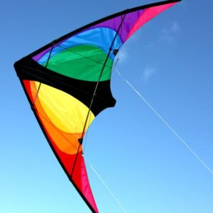 Stinger Stunt kite from Windspeed Kites for Toy stores and Hobby stores