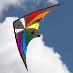 Backdraft high performance kite for hobby stores from australias wholesale kite supplier