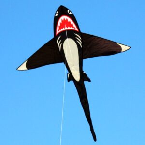 Shark single line kids kite from Windspeed Kites, Australian kite wholesale supplier