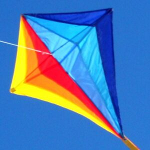 Sparkles Diamond in the kids kite range form Windspeed Kites wholesale supplier